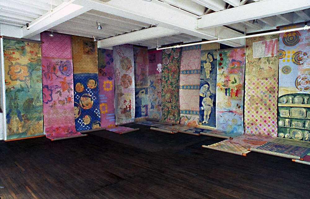 Untitled (Installation View)